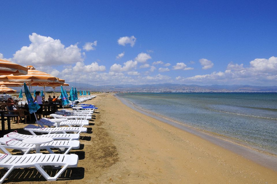 Beach control in Cyprus under Deputy Ministry of Tourism's jurisdiction