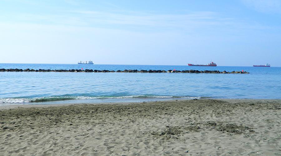 Akti Olympion B Beach - Blue Flag