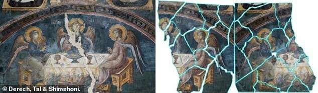 Cyprus frescoes help researchers develop algorithm to solve archaeological puzzles