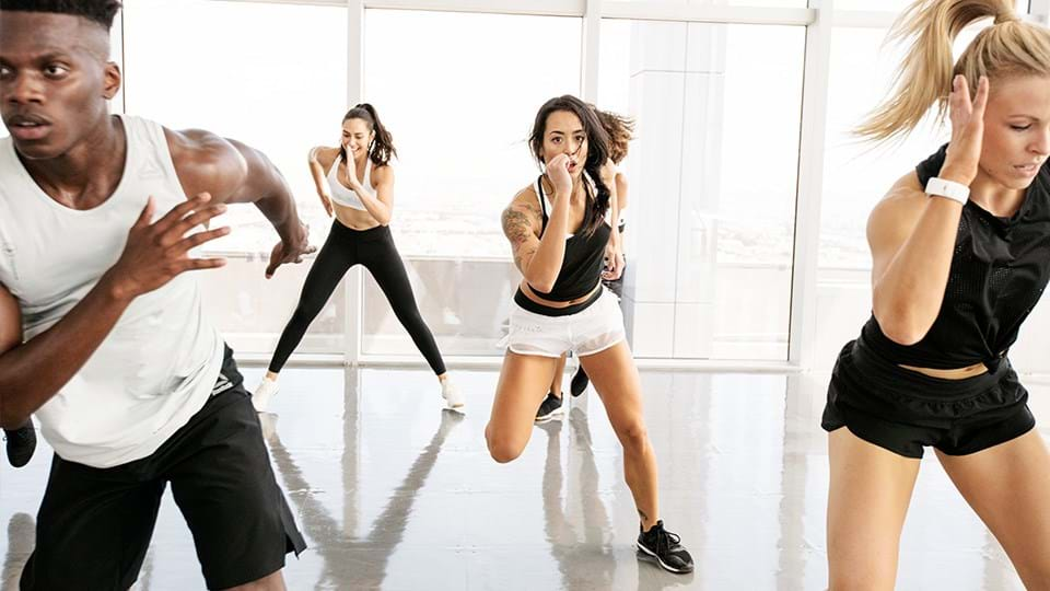 LesMills grant free access to on-line workouts