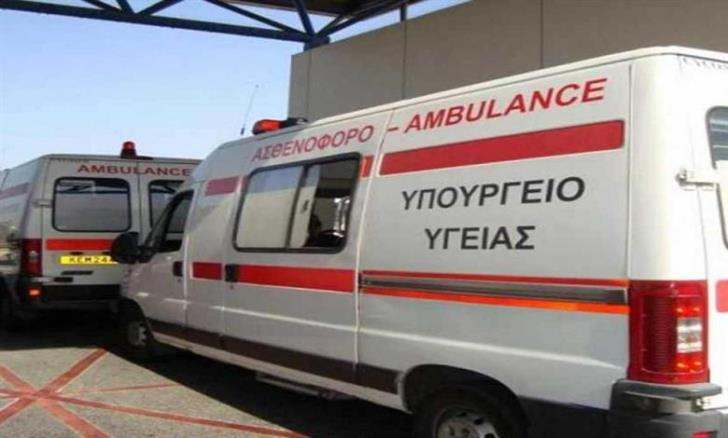 Moped driver injured in Nicosia collision