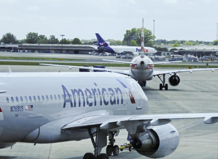 Passengers fall ill on 2 flights from Europe to Philadelphia