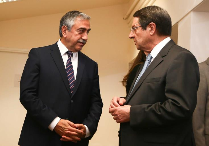 Cyprus leaders to discuss prospects to resume talks during informal meeting