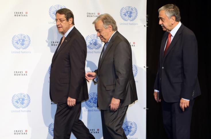 UNSG recommends extension of UNFICYP's mandate