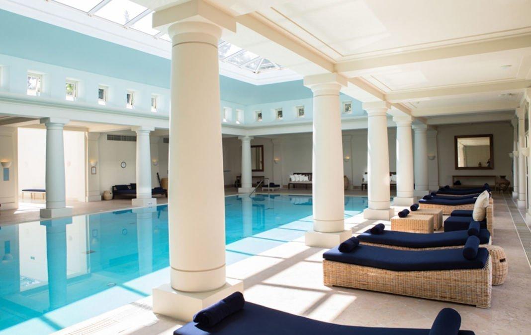 Thalassa Spa at the Anassa Hotel