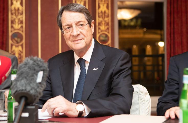 Cyprus President: Allies are giving Erdogan free rein in region