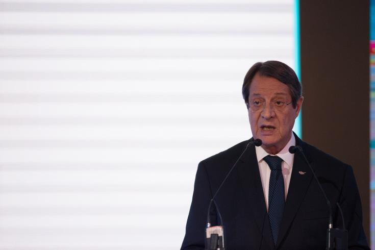 President Anastasiades congratulates UK's new Prime Minister