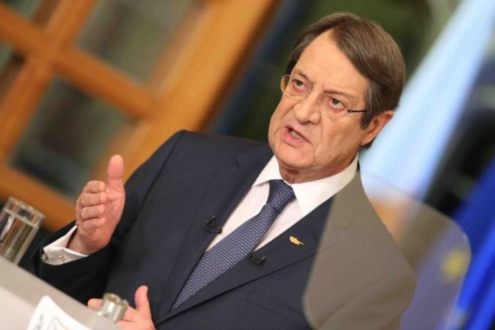 Cyprus says expects stronger stand of EU to Turkey in natgas dispute