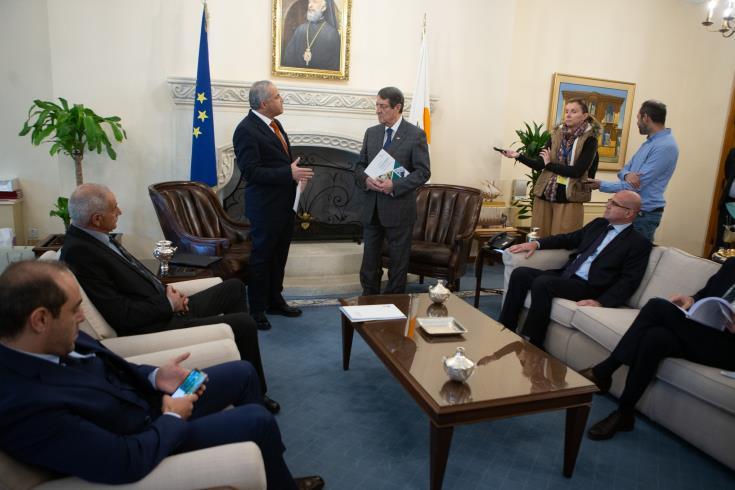 Cyprus in implementation stage to allow transportation of natural gas by 2021