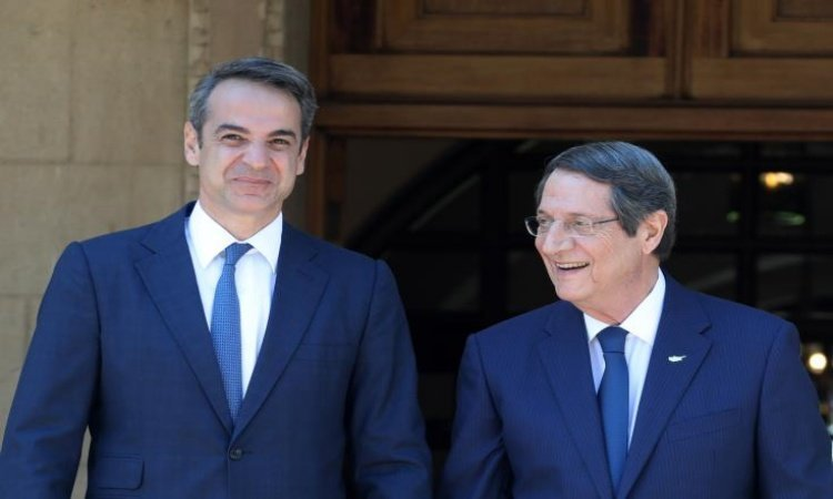 President travels to Athens to meet with Greek PM Mitsotakis