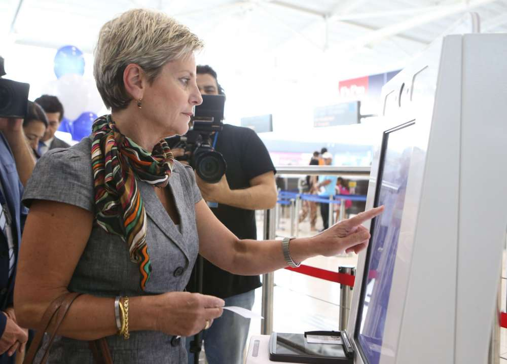 Interactive kiosks installed at Cyprus' airports to facilitate passport control