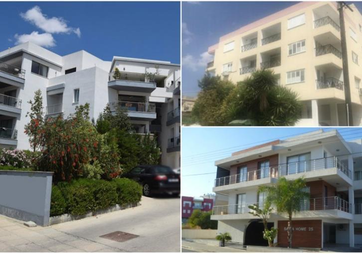 Nicosia flats on sale at €70