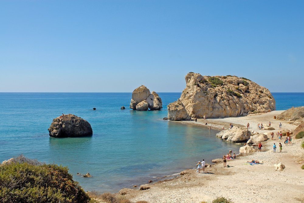 Road near Aphrodite's Rock to close for repairs following erosion