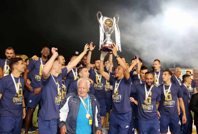 APOEL wins Cyprus football championship