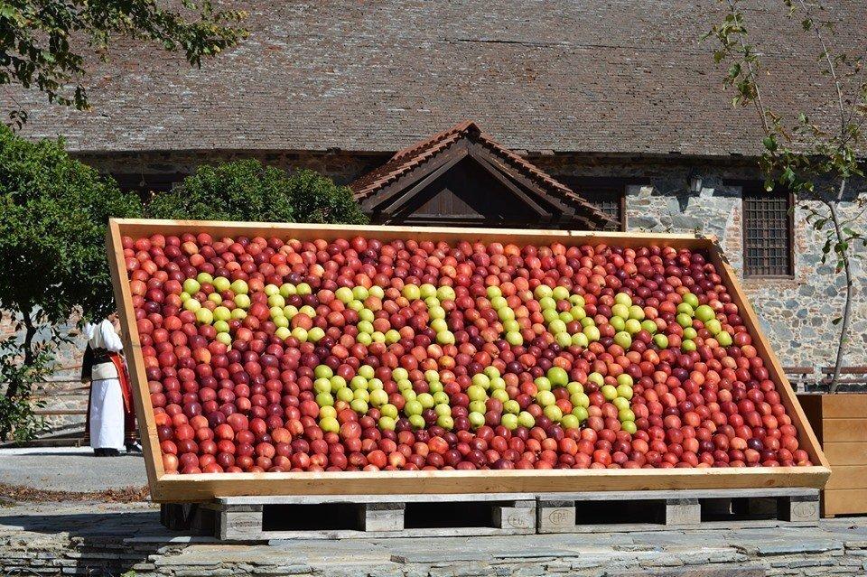 17th Apple Festival at Kyperounta