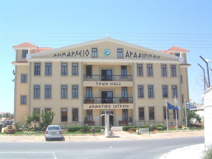 Aradippou wants gunpowder storage facility relocated; warns of second Mari