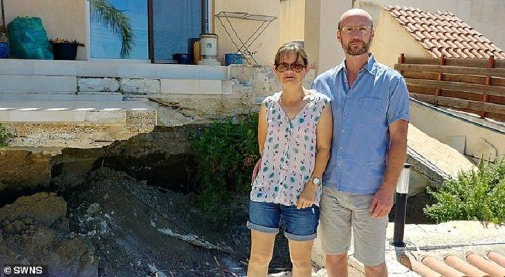 British couple suing Cyprus after Paphos villa damaged by landslides