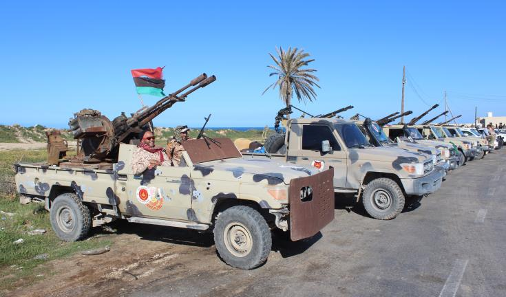 House condemns dispatch of weapons and troops to Libya