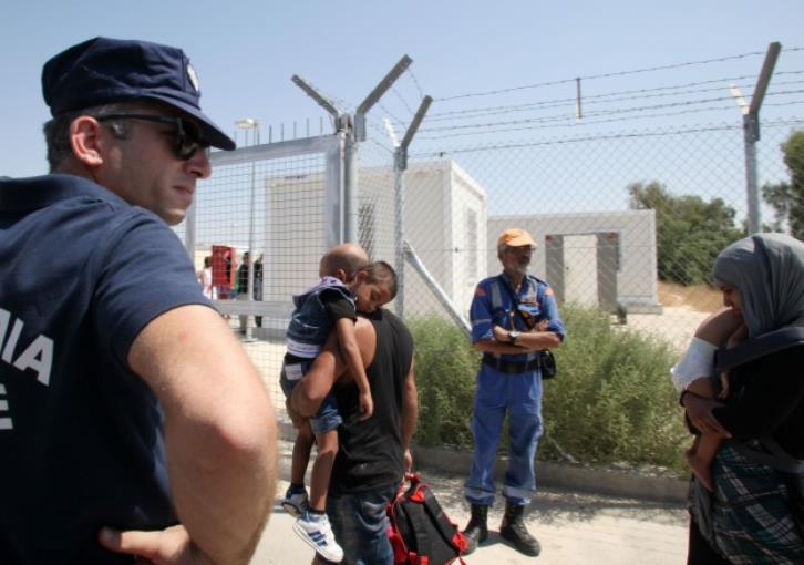 Coupons worth millions for political refugees in Cyprus