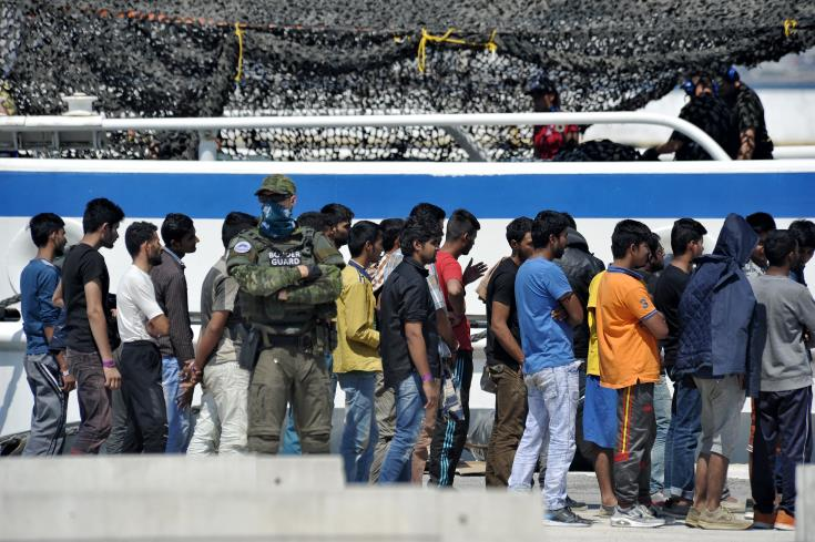 Cyprus had EU's highest rate per population of first-time asylum seekers in 2019