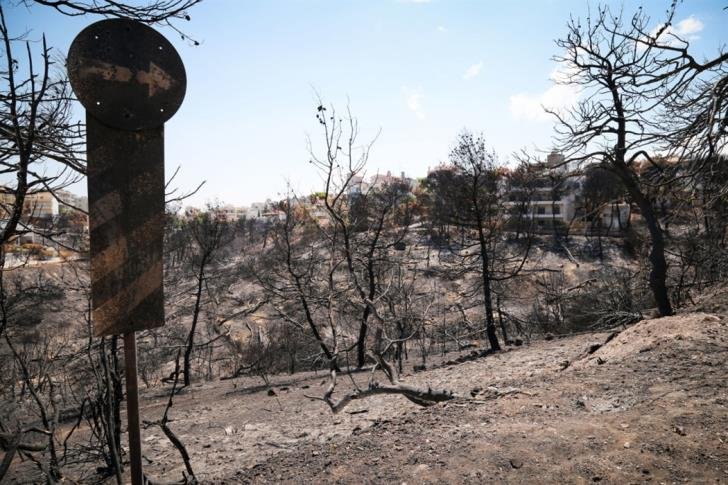 Cyprus to fund hospital construction in fire-ridden Greece
