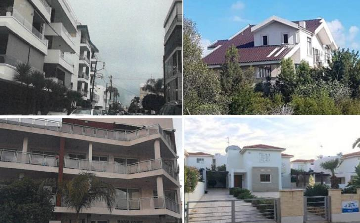 Apartment blocks and luxury properties on auction