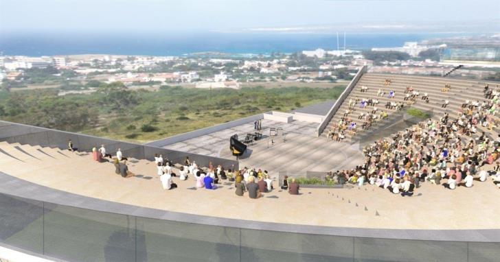 Government to contribute €1.3m for Ayia Napa amphitheatre