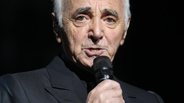 French singer Aznavour dies at the age of 94 - media