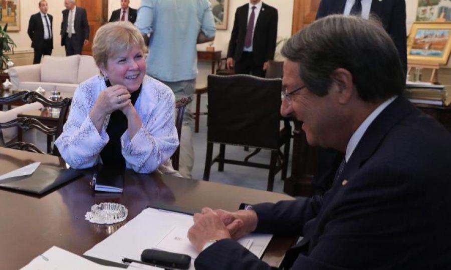Lute to return to Cyprus ahead of Berlin meeting