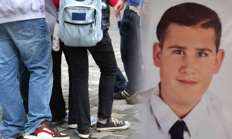 Four teens to be charged for Panagiotis' death