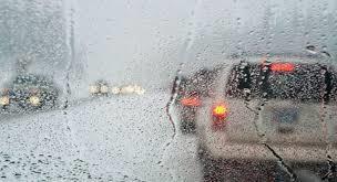 Heavy rain on highway near Alambra; power cuts in Limassol district