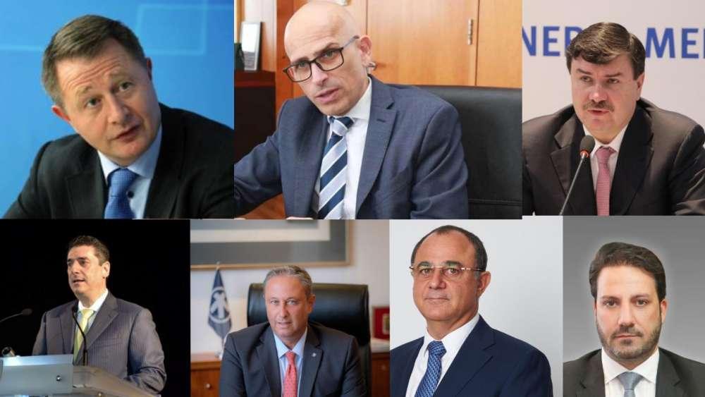 Top salaries for top bank executives