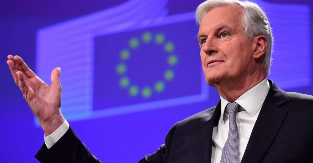 EU's Barnier eyes loose association deal as basis for new British ties
