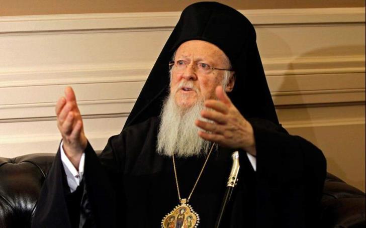 Coronavirus: Ecumenical Patriarch urges faithful to stay home