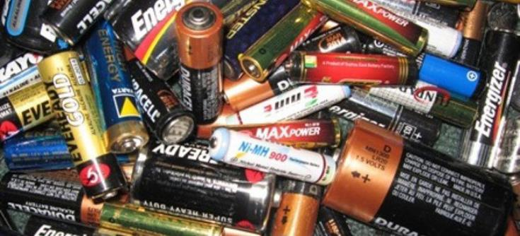 Award for Cyprus Post Office for household batteries collection