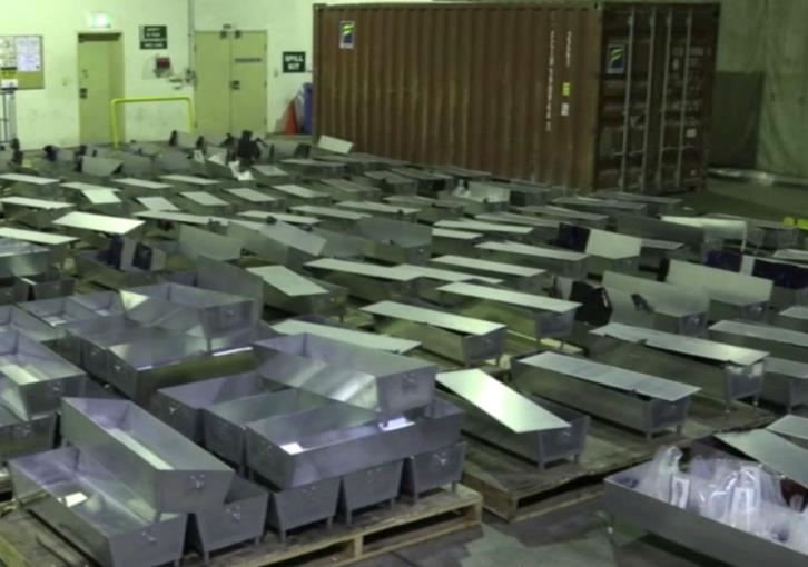 Cyprus registered company linked to Australian ecstasy haul