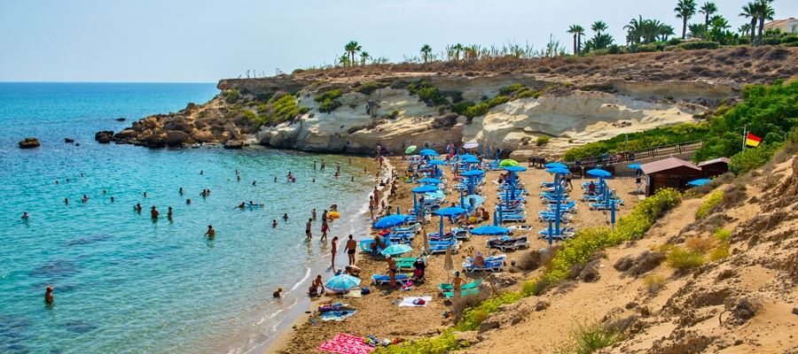 Cyprus is 5th most popular European summer destination for Tui's travellers