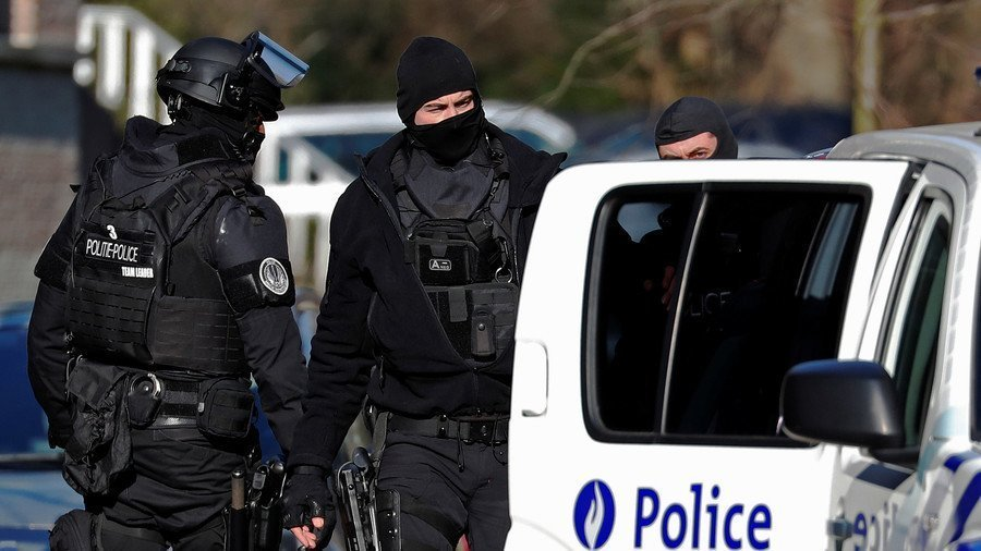 Two police officers dead in Belgium shooting