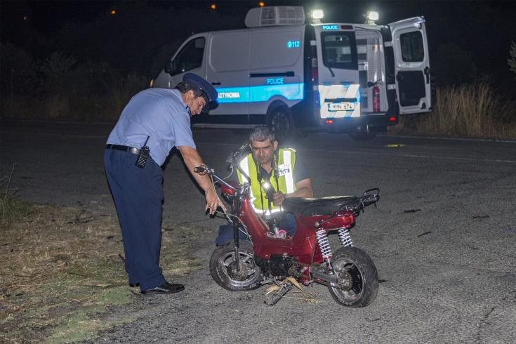 17 year old killed in road accident