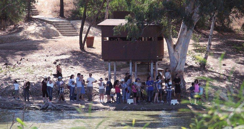Celebrating autumn bird migration with BirdLife Cyprus