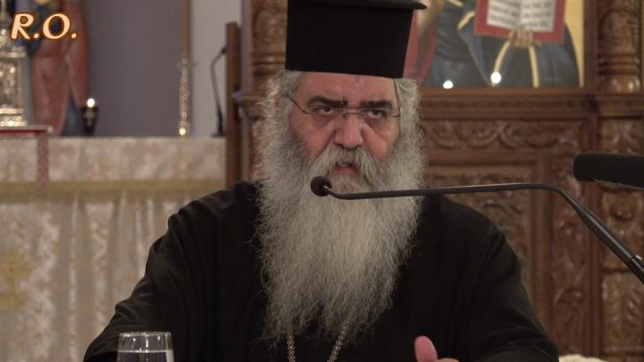More astounding remarks on gays by Bishop of Morphou go viral (video)