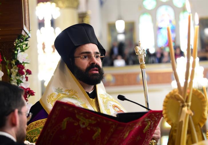 Chicago Greek Orthodox bishop castigates Morphou bishop's remarks on gays