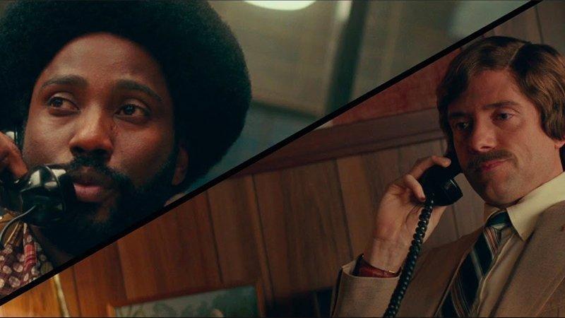 BlacKkKlansman: fascinating American biographical crime movie