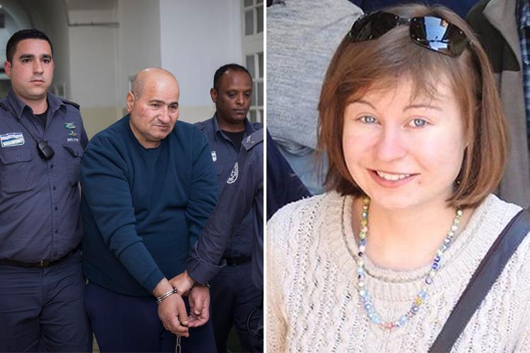 Israel jails Palestinian for Briton's killing