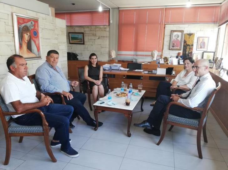 Boat operation in Paralimni at the centre of discussions