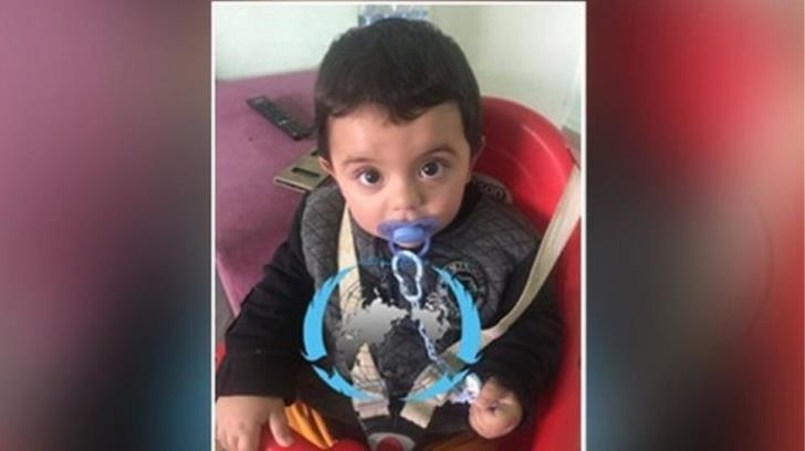 Reportedly abandoned three year old Kurdish boy not in Republic of Cyprus - welfare services