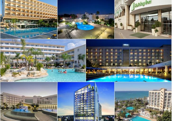 One in ten hotels in Cyprus are five-star