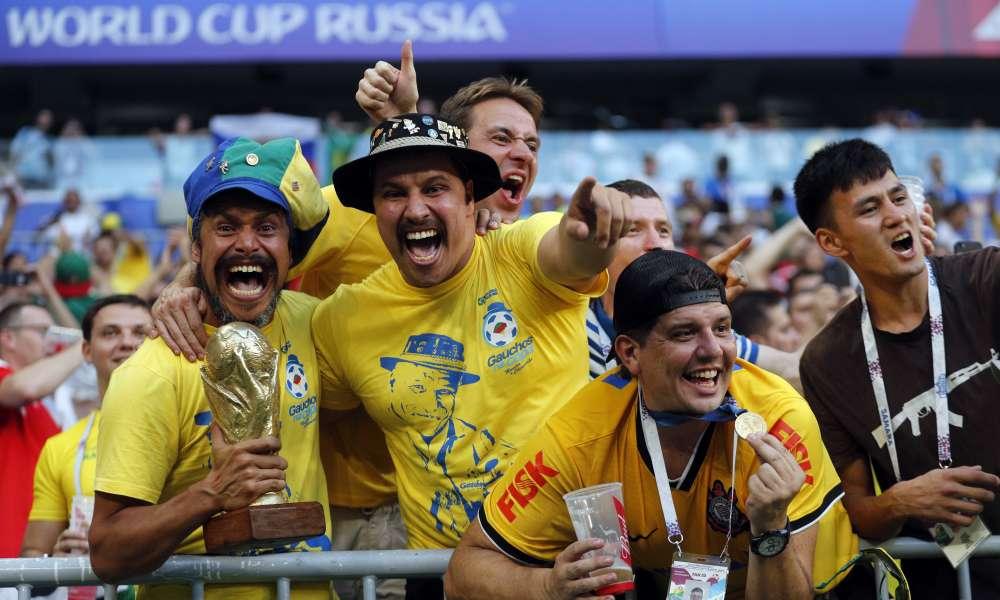 Brazil's joy is Mexico's heartbreak in World Cup knockout