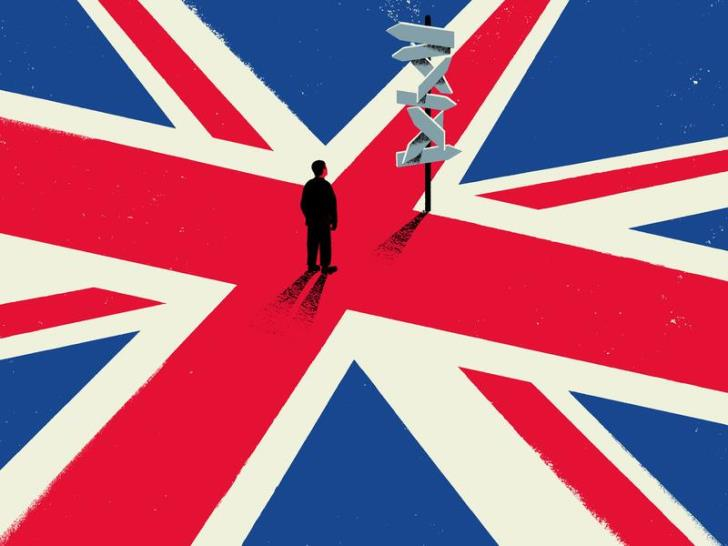 Brexit black hole: Divorce implosion