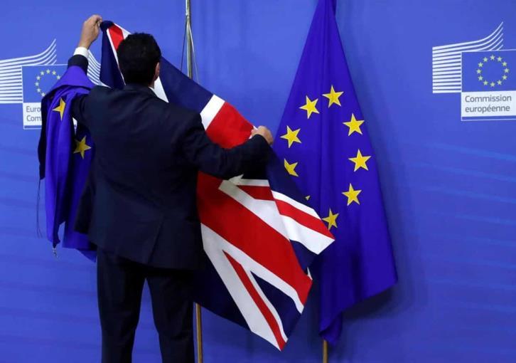 EU rebuffs British PM Johnson's opening Brexit bid